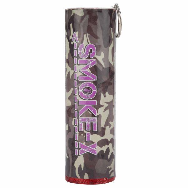 Smoke-X Rauchgranate SX-11 Wire Pull lila