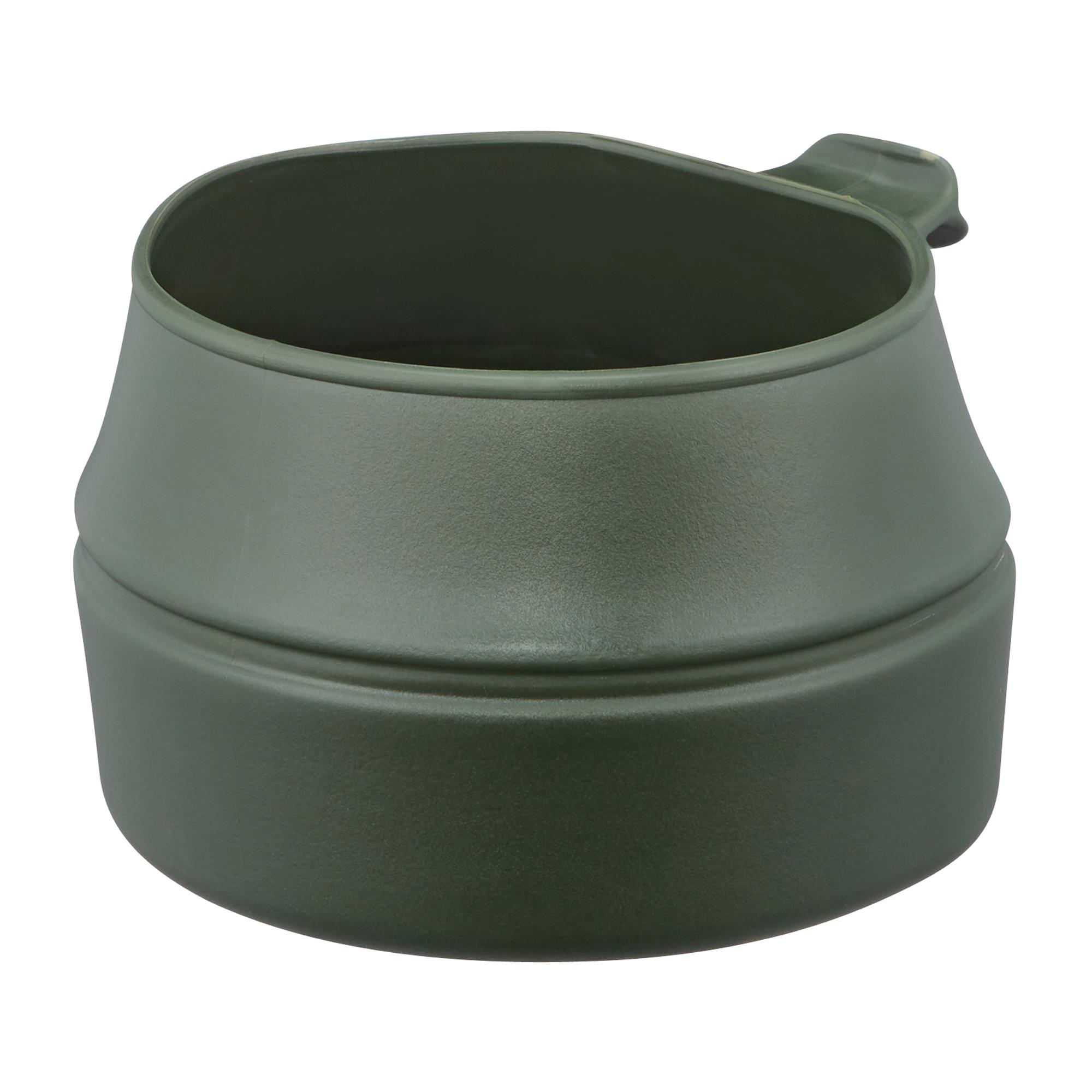 Faltbecher Fold-A-Cup oliv