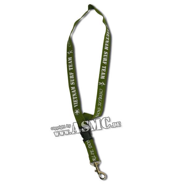 Halsband mit Schlüsselanhänger Vietnam