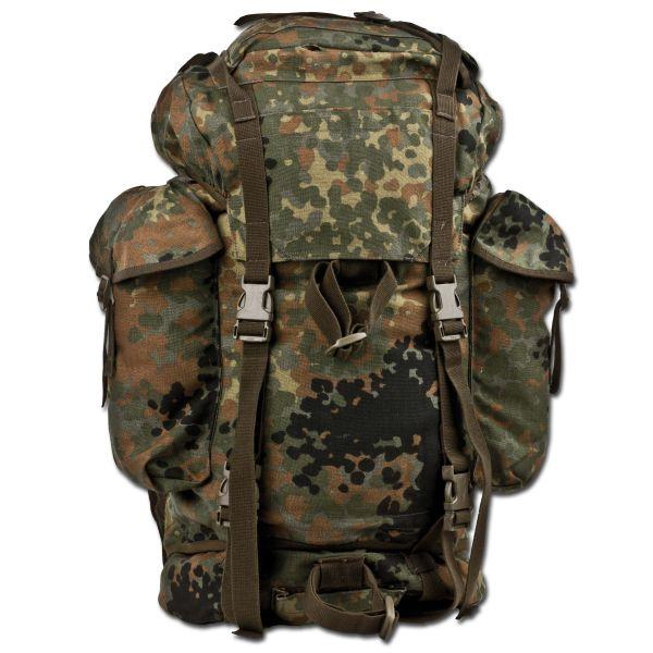 BW Kampfrucksack flecktarn gebraucht