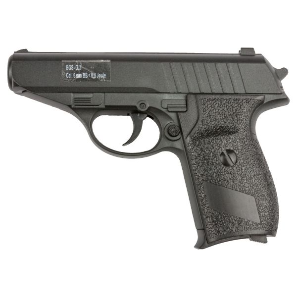Pistole Softair BGS G3 Vollmetall