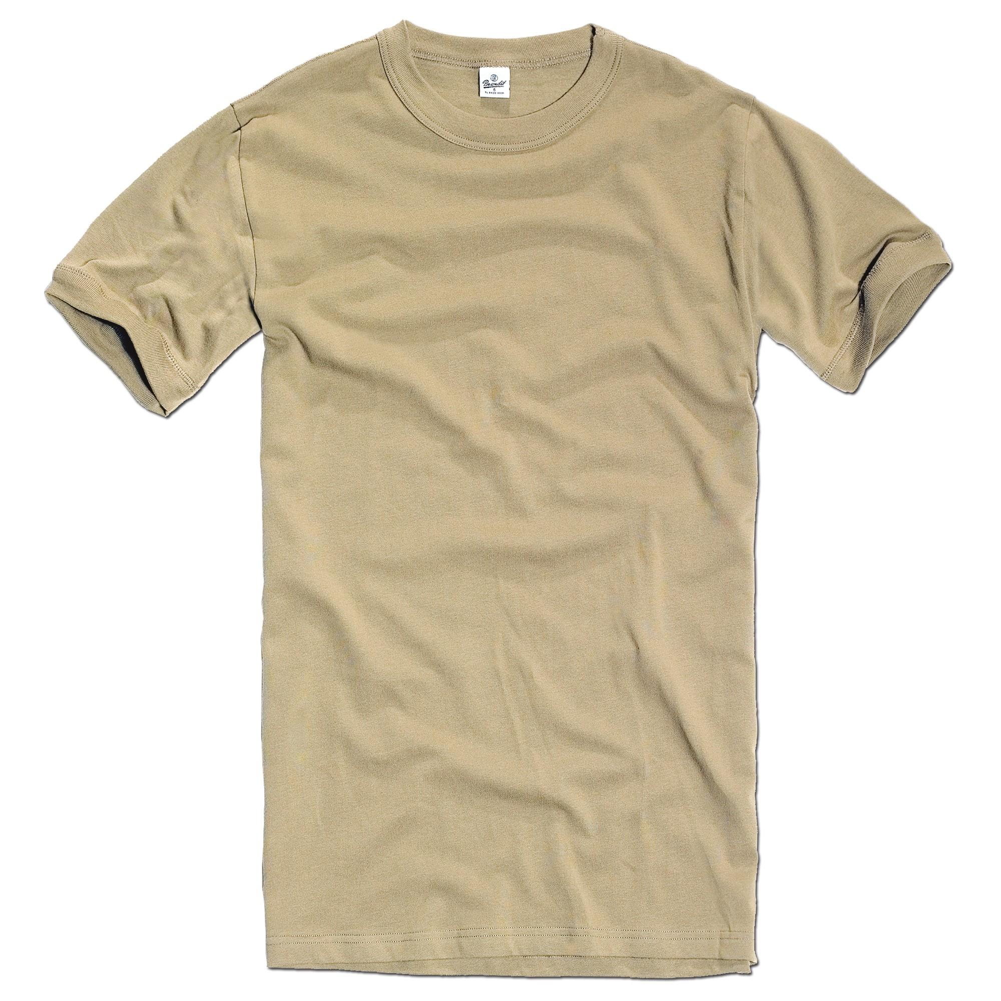BW Unterhemd Brandit Original TL khaki