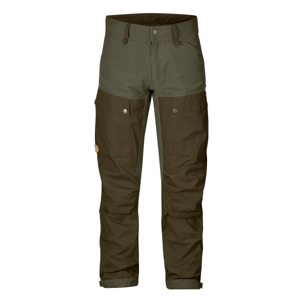Fjällräven Keb Trousers long asphalt