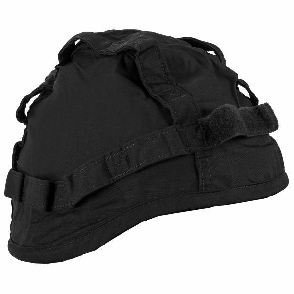 Helmbezug TacGear schwarz