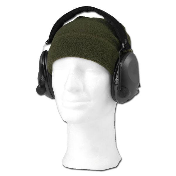 Elektronischer Gehörschutz Mil-Tec schwarz