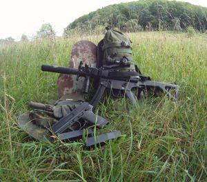 MP5 K SD PS22