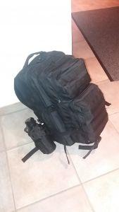 Rucksack vollbepackt