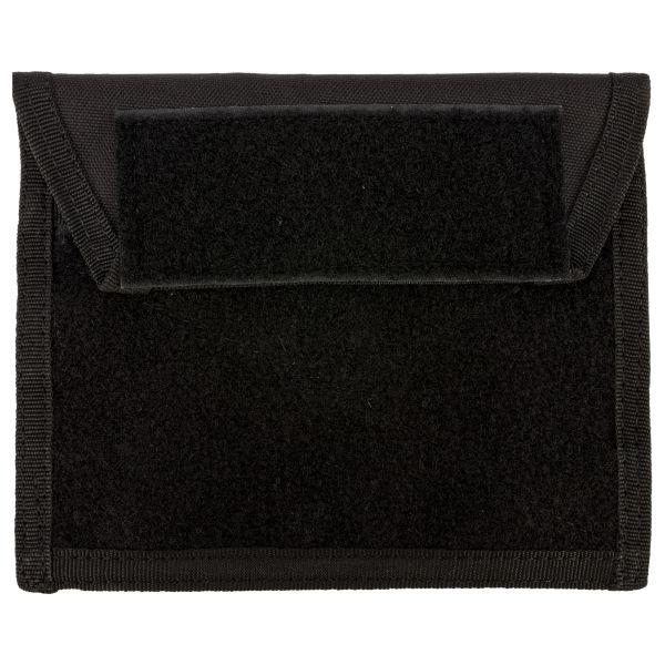 Brusttasche Molle MFH Klett schwarz
