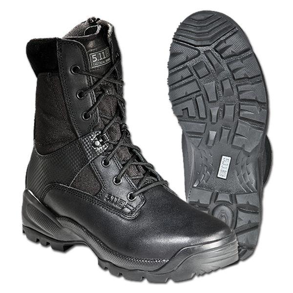 5.11 Stiefel ATAC Side Zip Boots schwarz