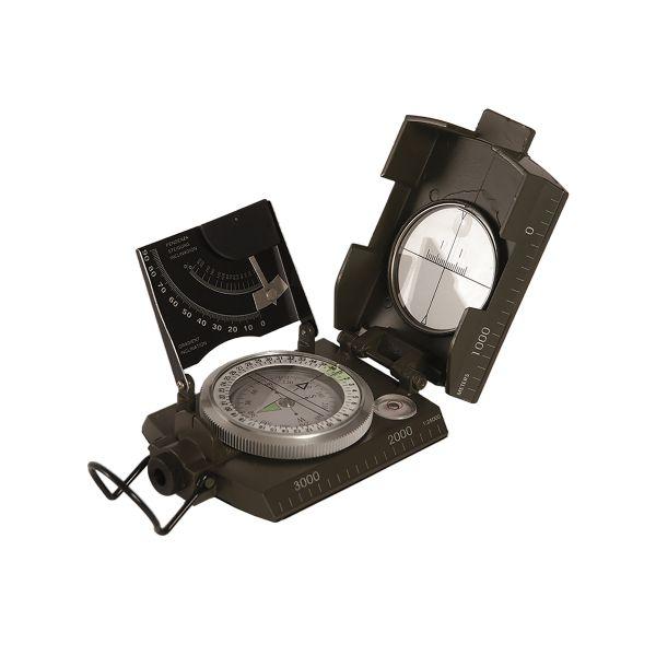 Italienischer Kompass mit Metall-Gehäuse