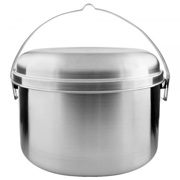 Tatonka Topf Kettle 6.0 L stainless steel