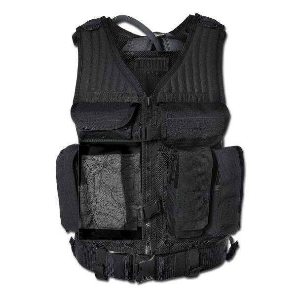 Tactical Weste Blackhawk Omega Elite schwarz