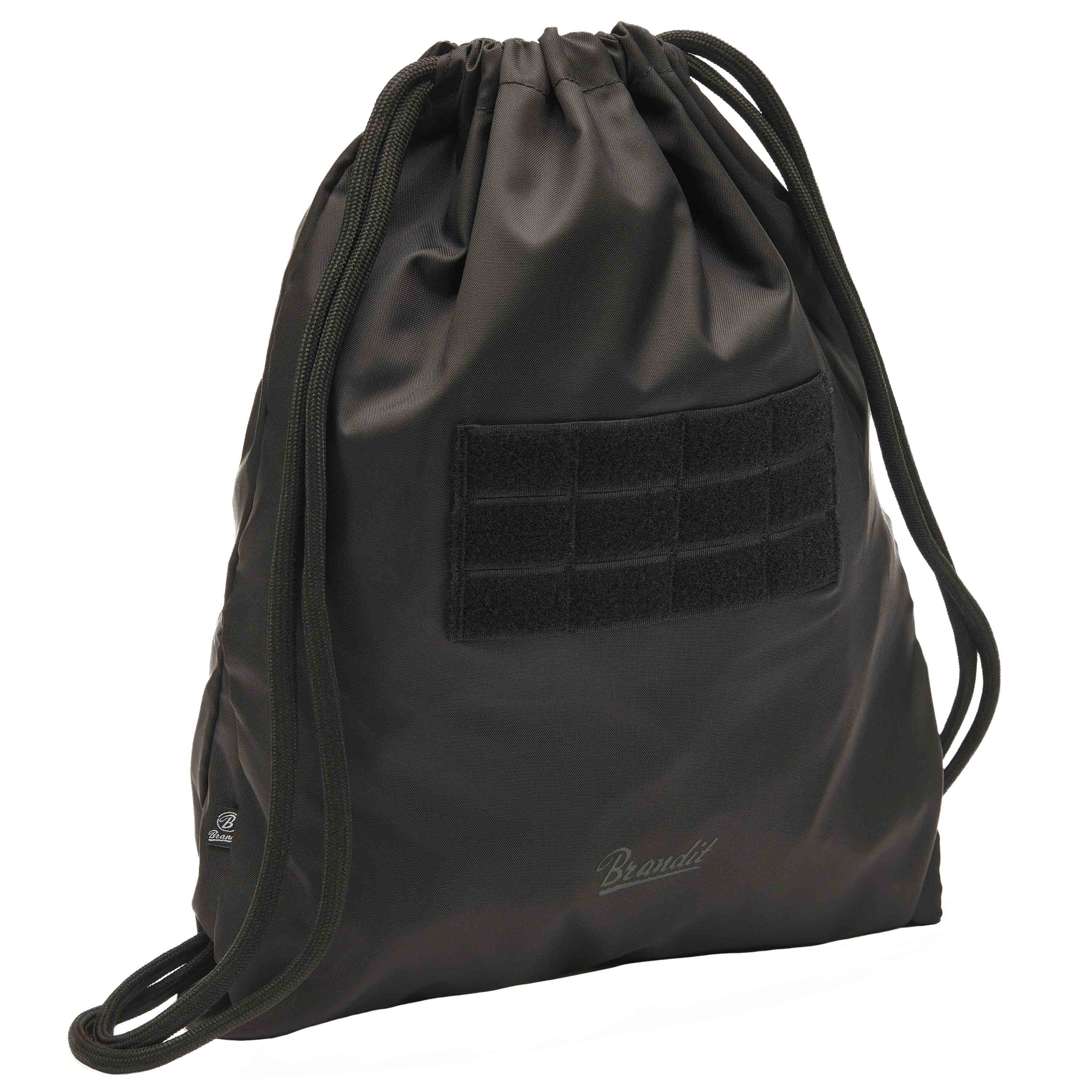 Brandit US Cooper Gym Bag schwarz