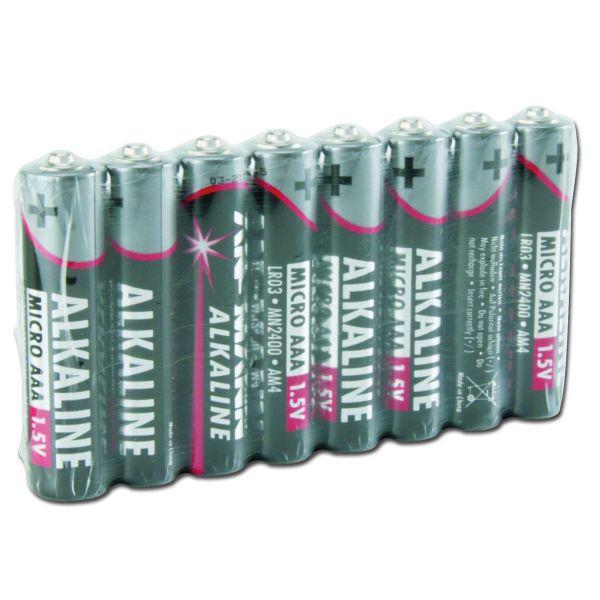 Batterie Ansmann Micro AAA Red-Line 8er- Pack