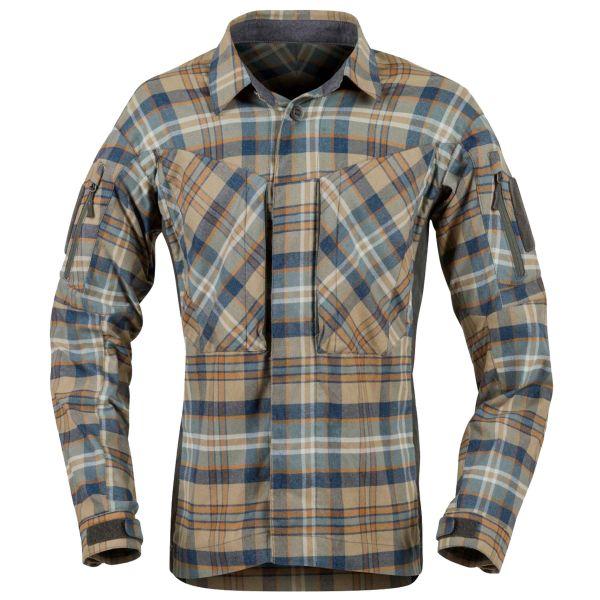 Helikon-Tex Hemd MBDU Flannel Shirt ginger plaid