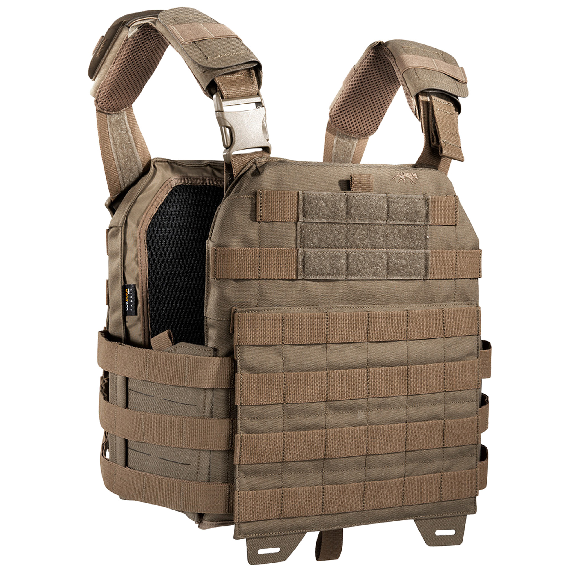 Tasmanian Tiger Plate Carrier MK IV coyote brown