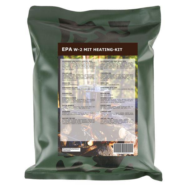 EPA Set W-2 mit Heating-Kit