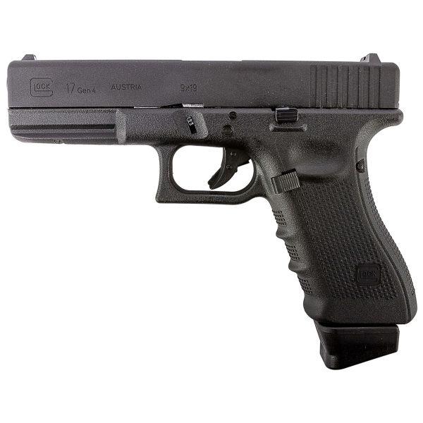 GLOCK Airsoft Pistole G17 Gen4 1.0 J CO2 schwarz