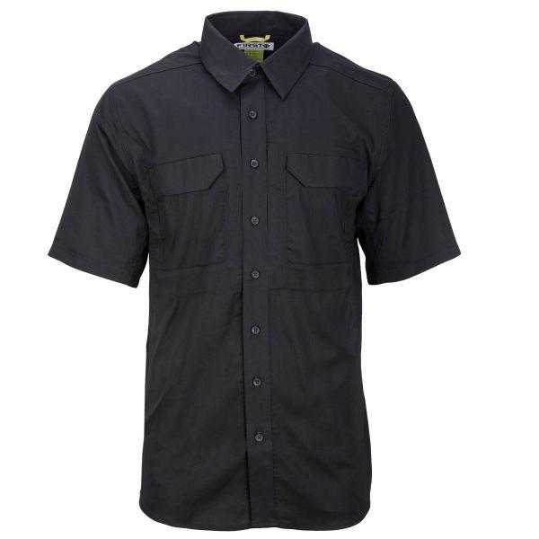 First Tactical Shirt V2 schwarz