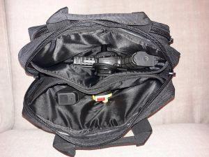 Open bag