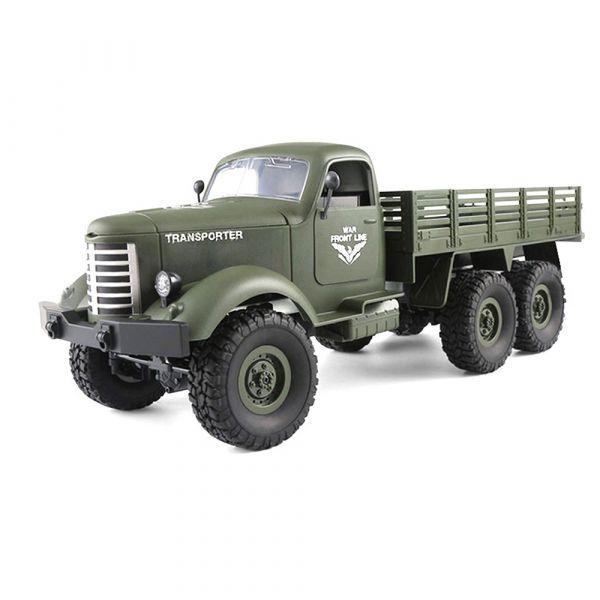 Amewi RC LKW U.S Militär 6WD grün