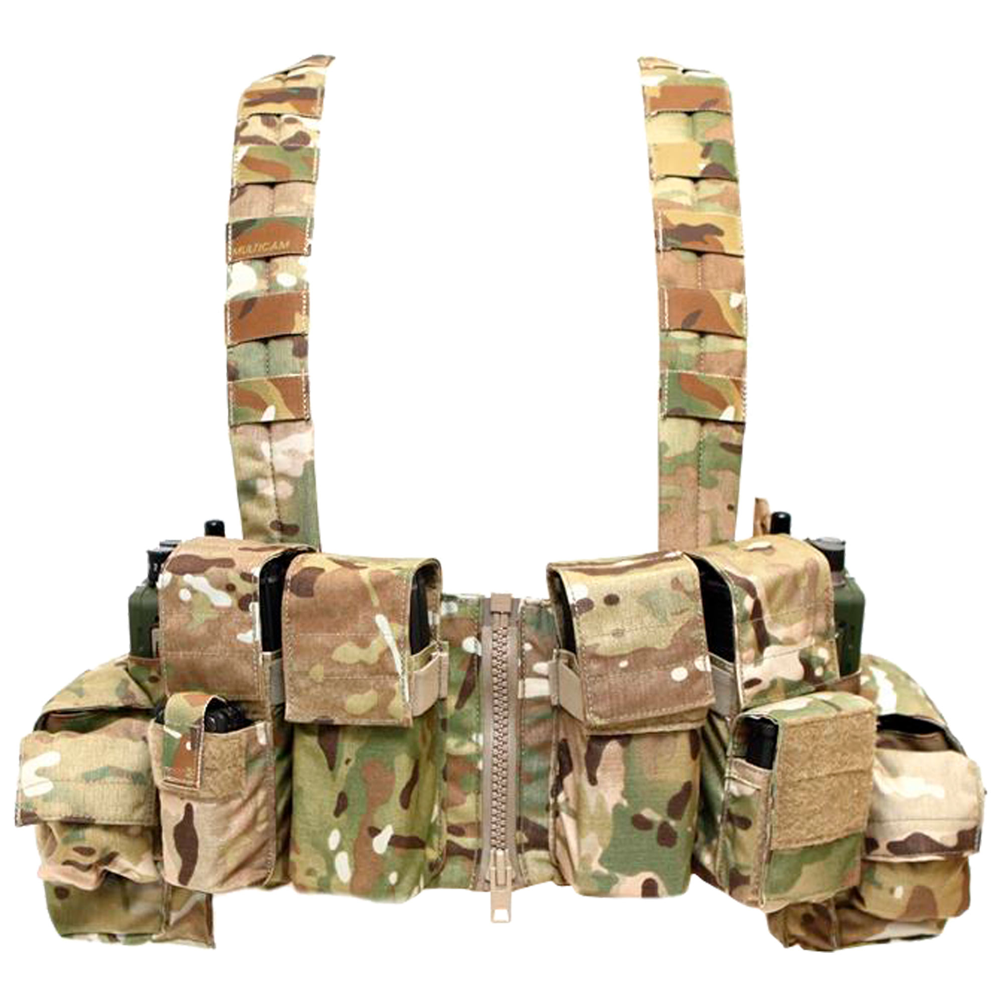 LBX Chest Rig Lock and Load multicam