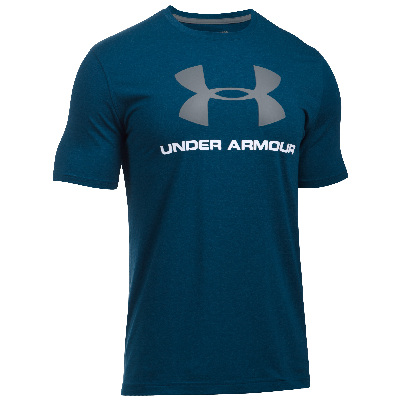 Under Armour Shirt Sportstyle Logo navy