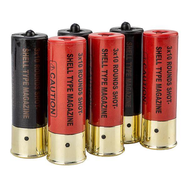 Airsoft Shotgun Shells 30 Schuss 6 Stück