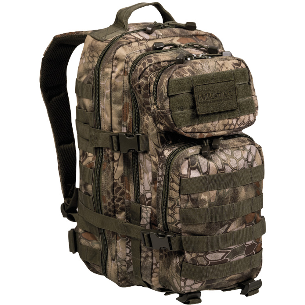 Rucksack US Assault Pack Mandra Wood