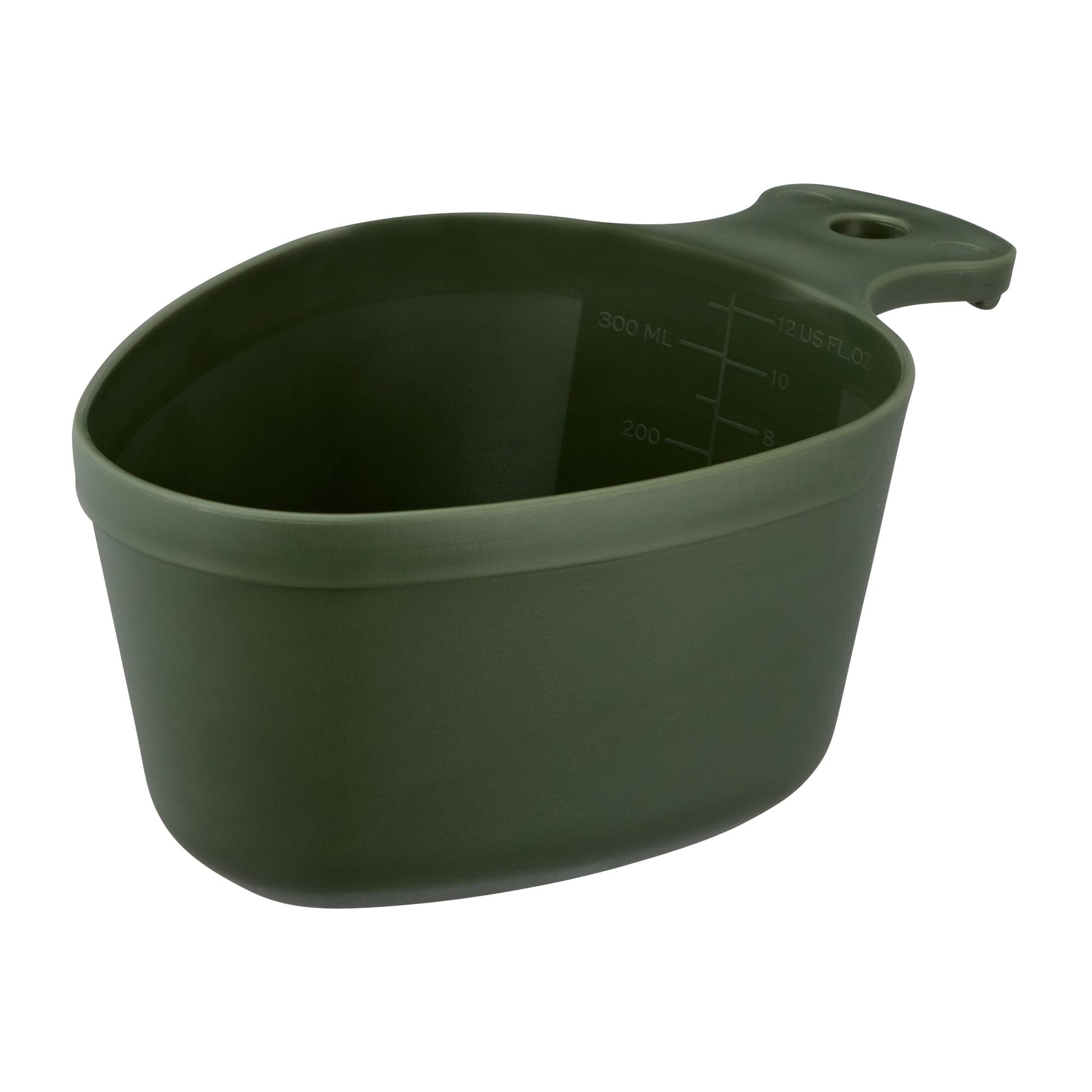 Schwedische Tasse Army Cup oliv