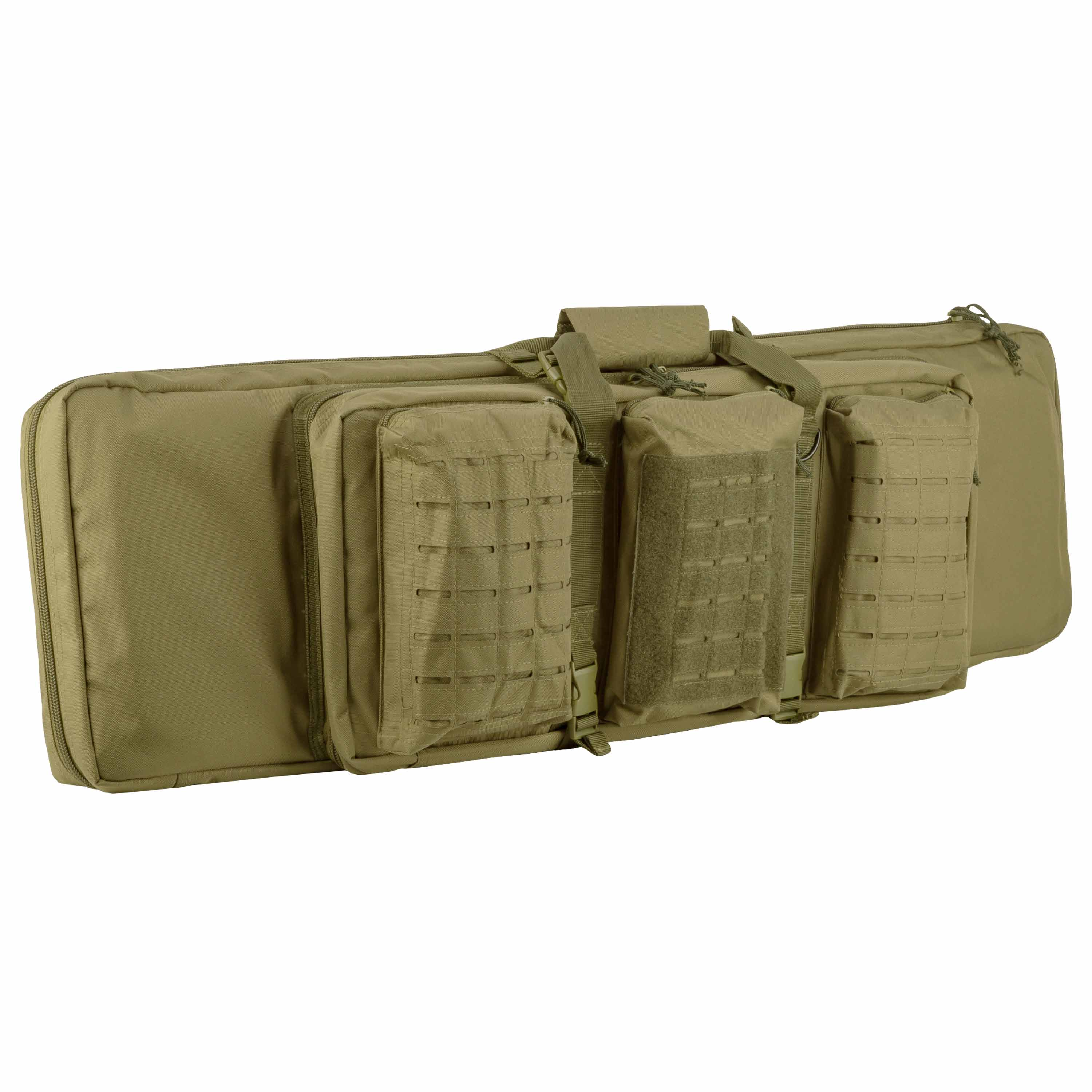 Mil-Tec Rifle Case Double coyote