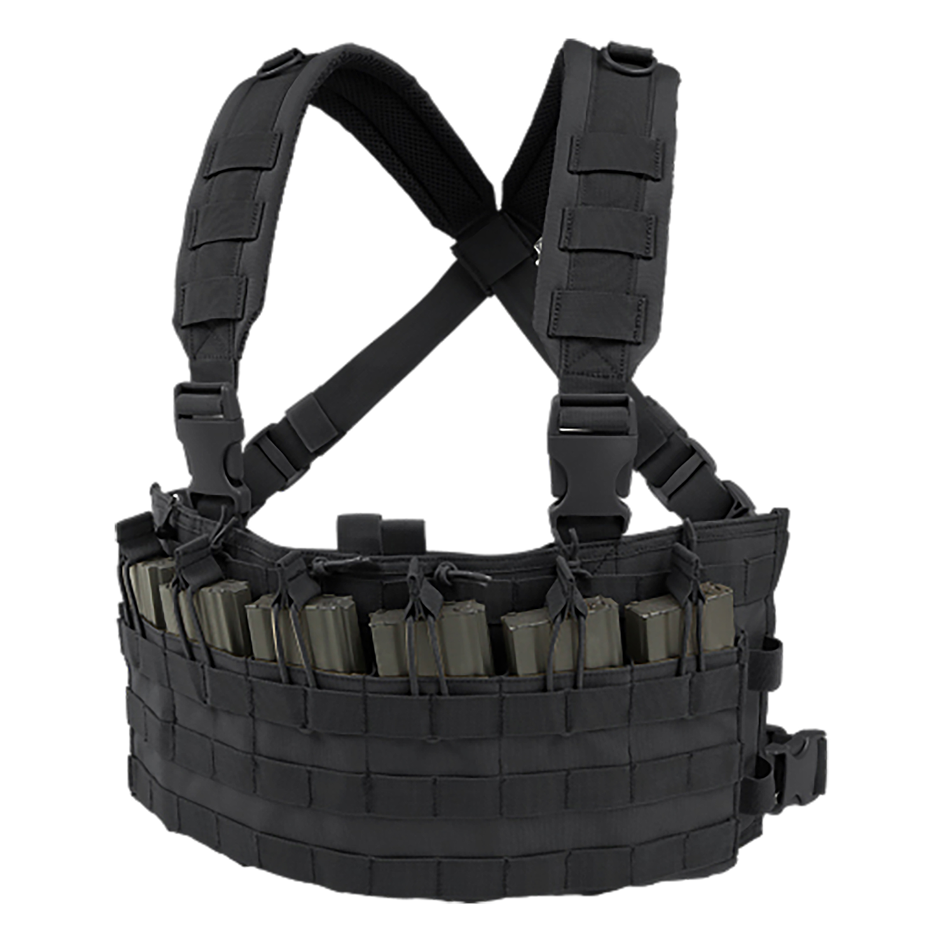 Condor Rapid Assault Chest Rig schwarz