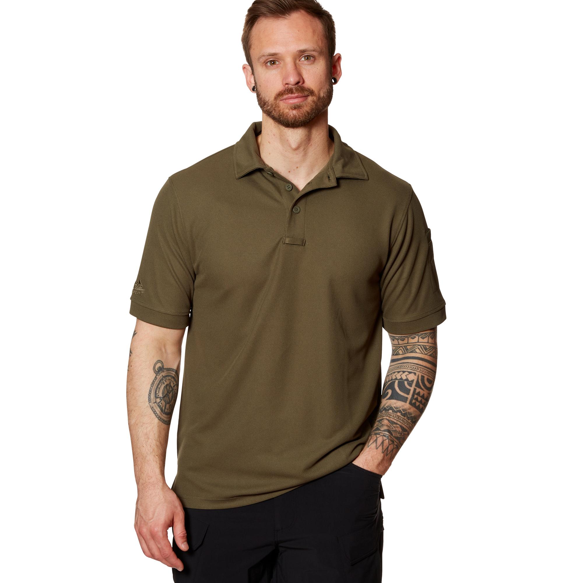 Helikon-Tex Polo Shirt UTL TopCool oliv