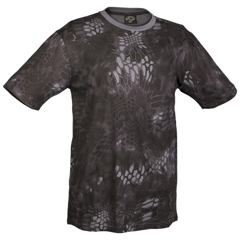 T-Shirt Tarn mandra night