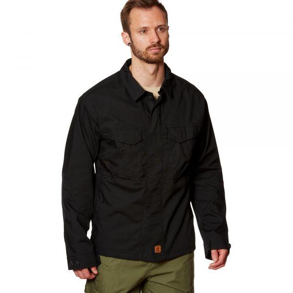 Helikon-Tex Hemd Woodsman Shirt schwarz
