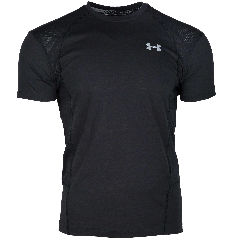 Under Armour Shirt Threadborne Swyft schwarz