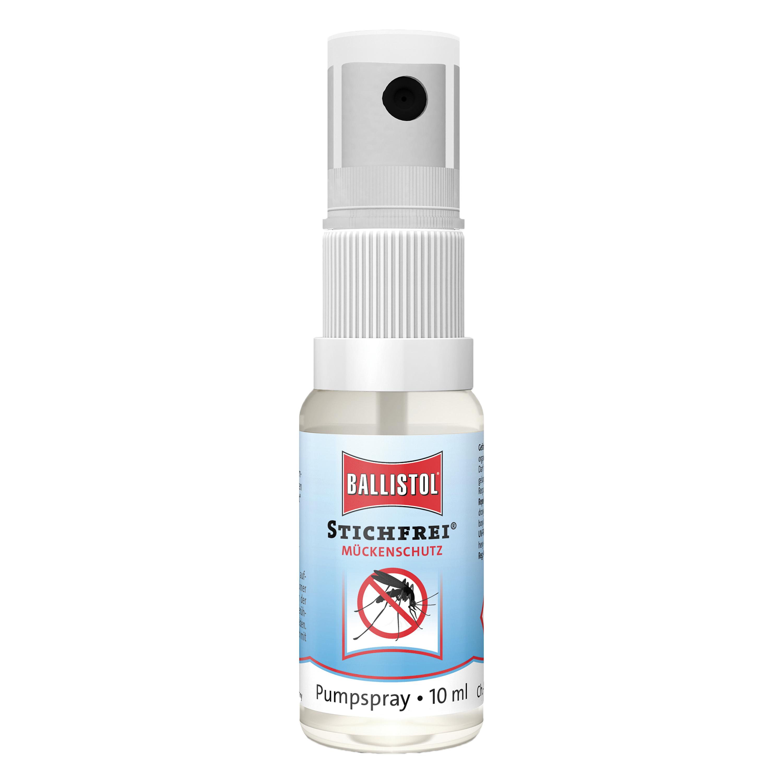 Mücken- Zecken- und Sonnenschutz Stichfrei Spray 10 ml