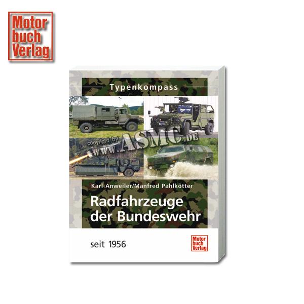 Buch Radfahrzeuge der Bundeswehr seit 1956
