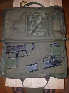 sacoche pour pistolet