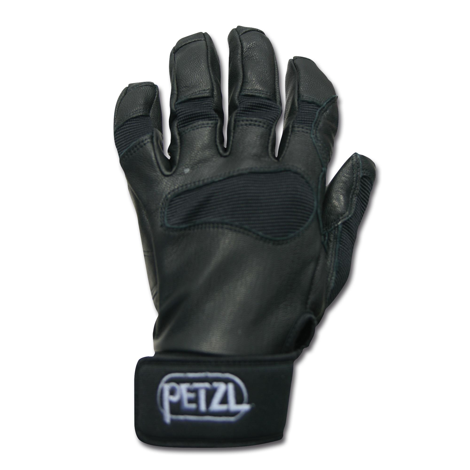 Handschuhe Petzl Cordex Plus schwarz