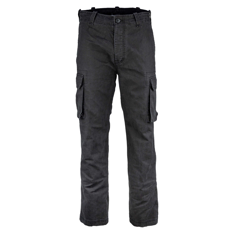 Brandit Hose Heavy Weight Trouser schwarz