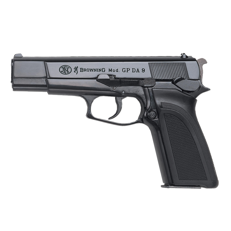 Pistole Browning GPDA9 brüniert