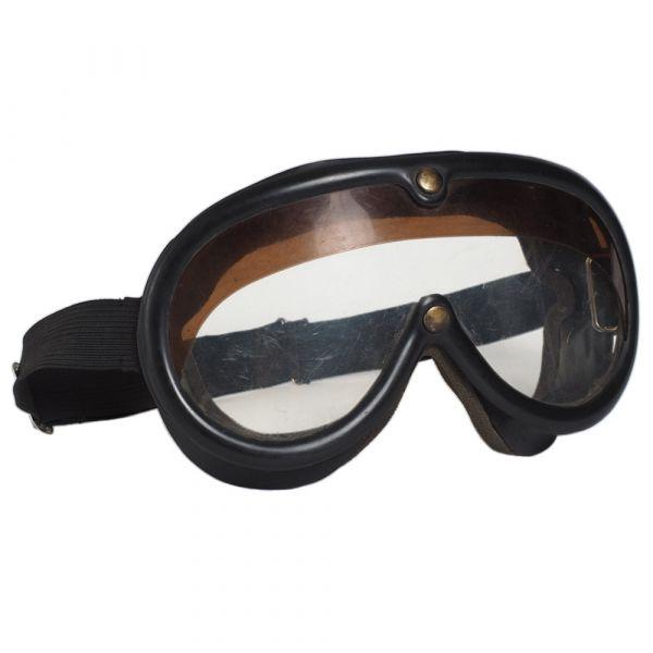 BW Korbschutzbrille schwarz gebraucht