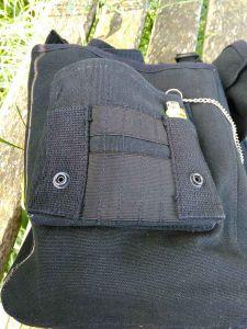 Die Fronttasche