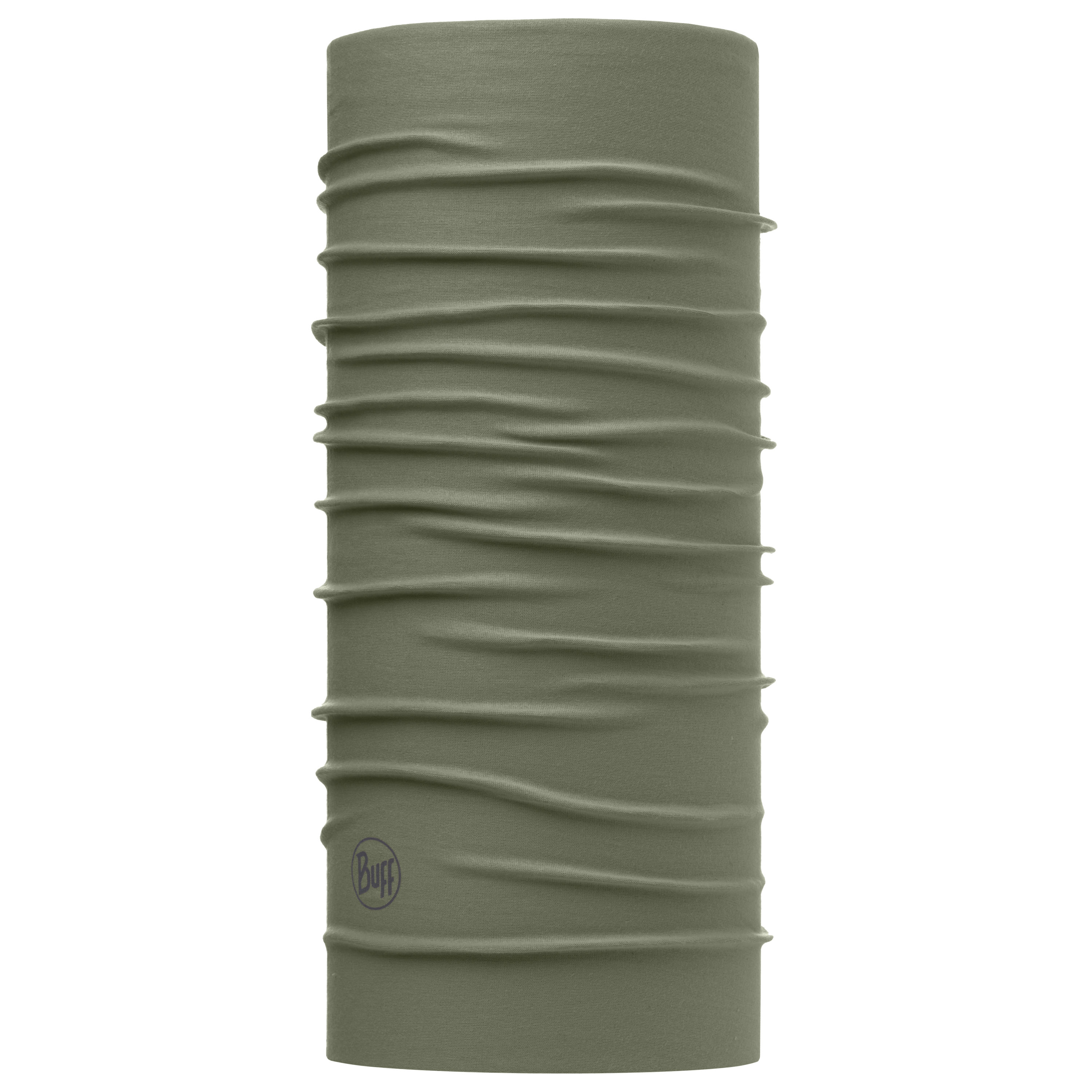 Buff Schlauchtuch UV Insect Shield Solid Dusty Olive