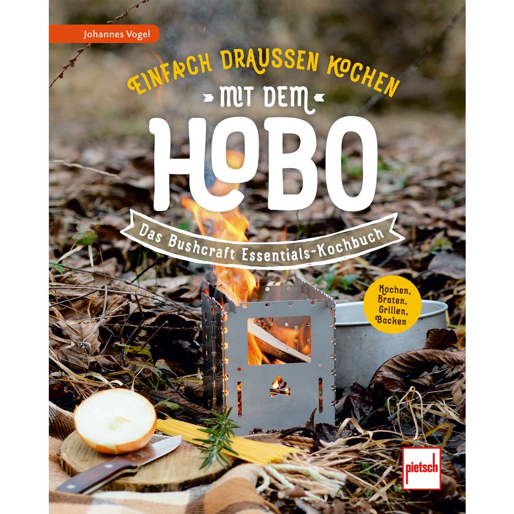 Buch Einfach draußen kochen mit dem Hobo