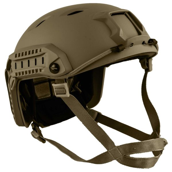 US Helm FAST Fallschirmjäger coyote 2. Wahl