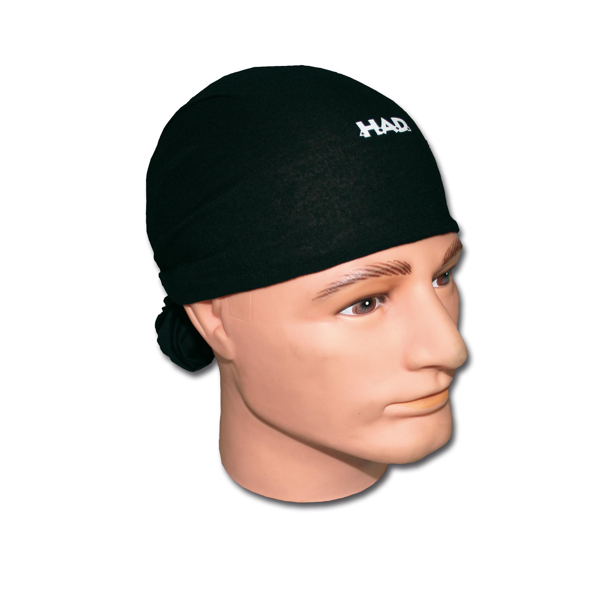 Kopftuch HAD schwarz