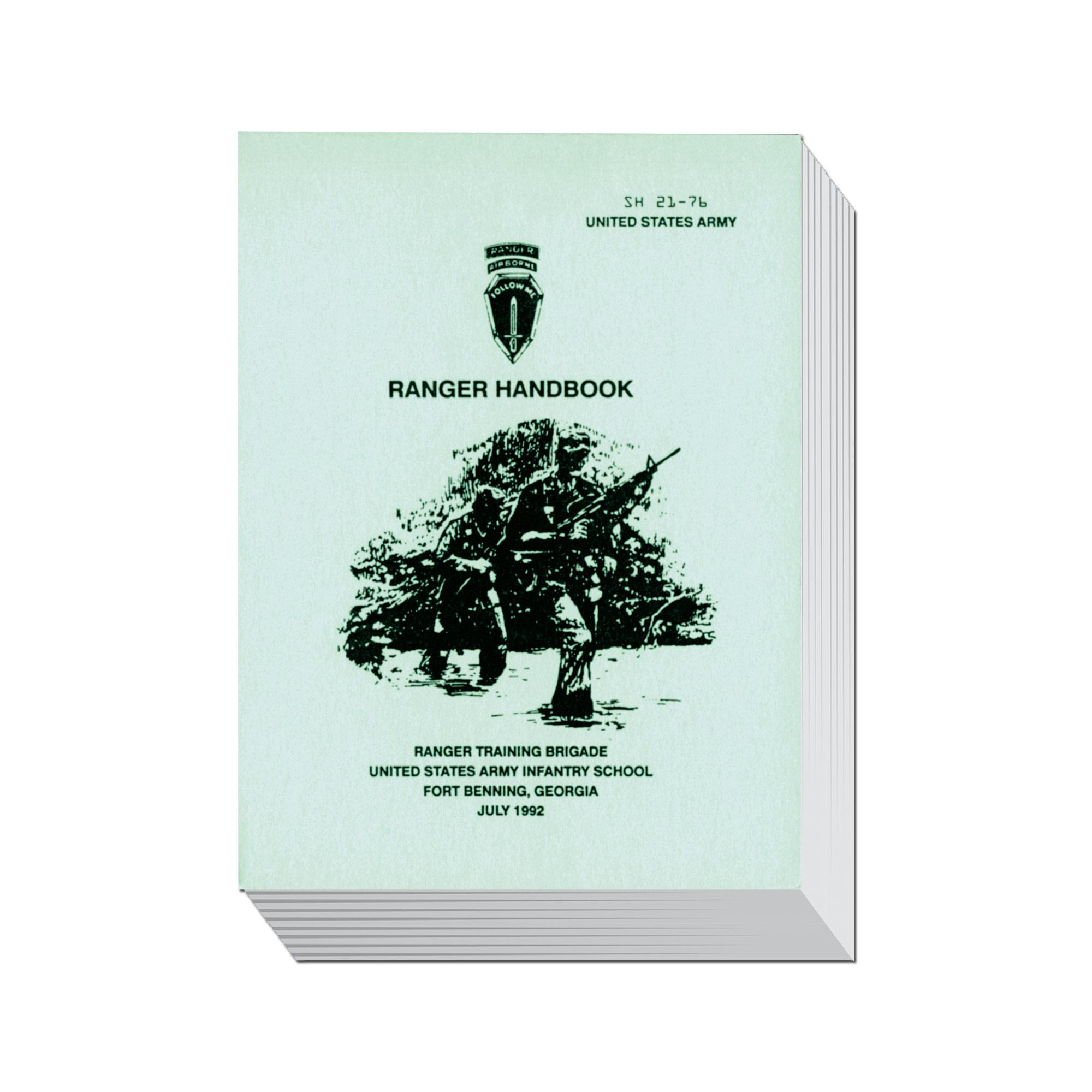 Buch Ranger Handbook