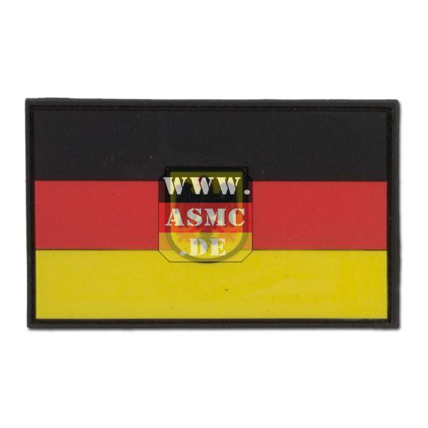 3D-Patch Deutschland mit Wappen